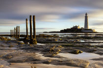 St. Mary's Lighthouse by David Pringle