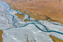 Godley River - Lake Tekapo by Felix Gross