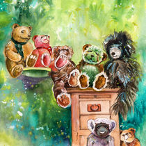 The Bears From The Yorkshire Moor by Miki de Goodaboom