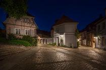 ... abends in der hansestadt von Manfred Hartmann