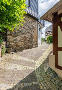 Herrstein-Schlossweg 17 by Erhard Hess