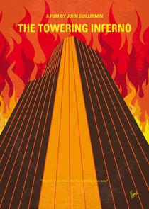 No665-my-the-towering-inferno-minimal-movie-poster