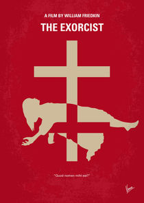 No666-my-the-exorcist-minimal-movie-poster