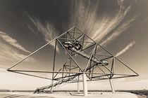 Tetraeder BOT (7-135732) B+W von Franz Walter Photoart
