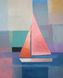 Sailboat by Arte Costa Blanca