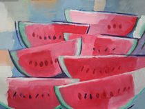 Watermelons by Arte Costa Blanca