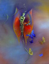 Metamorphose von Annelie Dachsel-Widmann