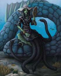 sea serpent queen by sushy