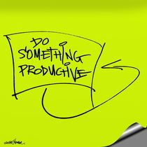 Do Something Productive von Vincent J. Newman