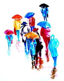 Rainy Day by Eberhard Schmidt-Dranske