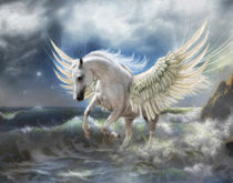 Pegasus-rising