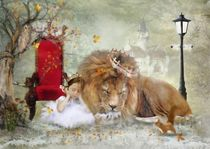 Dreaming Of Narnia by Trudi Simmonds
