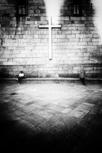 At the cross von Tiago Pinheiro