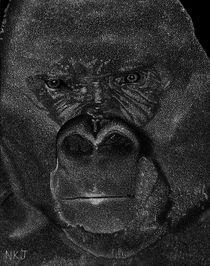 Gorilla by Nate Jekich