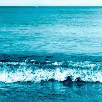 Tag am Meer von crazyneopop