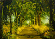 Weg by Christian Heese