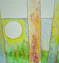 Mondschein - Arnold Beck by Fine Art Nielsen