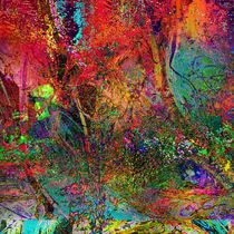 Farbenpracht by Helmut Licht