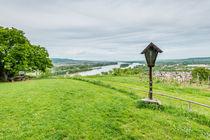 Rochusbergblick aufs Rheintal by Erhard Hess