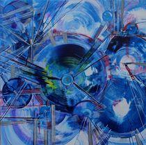 Blue by Khrystyna  Kozyuk