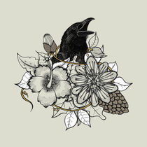 Godie-arboleda-illustration-raven