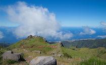 Himmel-Wolken-Berge  von Stephan Gehrlein