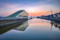 Dockland Hamburg by Sebastian Jaedtke