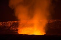 Eruption des Vulkans Kilauea, Big Island, Hawai'i, USA by geoland