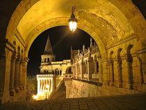 Fischerbastei Budapest by patricturephotographie