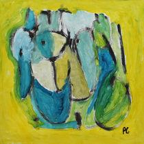 Fugelne - Poul Christensen von Fine Art Nielsen