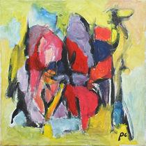 Sommer Fugelen - Poul Christensen von Fine Art Nielsen