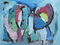 Forår Sommer - Poul Christensen von Fine Art Nielsen