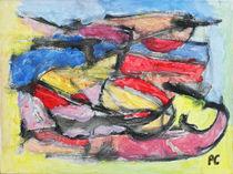 Sommer Landskap - Poul Christensen by Fine Art Nielsen