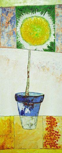 Blumensonne von Fine Art Nielsen
