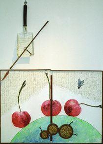 Kirschen essen by Fine Art Nielsen