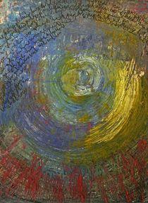 Wirbel im Auge - Arnold Beck by Fine Art Nielsen