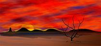 Desert-sunrise