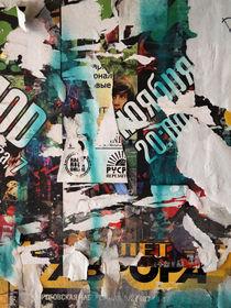 Russian poster wall / No. 2 von rgbilder