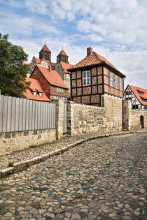 'Stadtansicht - Quedlinburg' von Bernhard Kaiser