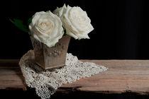 Antique Roses II by Anna Kaissa