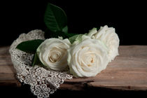Antique Roses I by Anna Kaissa