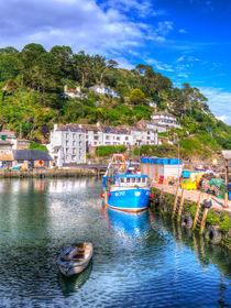 Polperro, Cornwall by Malc McHugh
