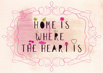 home is where the heart is von Sybille Sterk