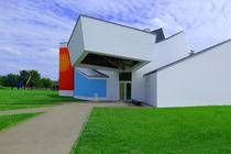 Vitra  Museum Weil am Rhein von Patrick Lohmüller