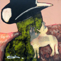 Rhinestone Cowboy - Espen Eiborg by Fine Art Nielsen