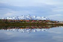 Ushuaia, südlichste Stadt der Welt  von Gerhard Albicker