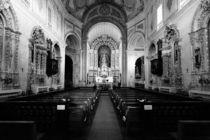 Saint Peter's church by Gaspar Avila