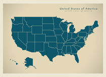 Modern-map-usa-with-federal-states