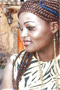 Afrikanerin-neu