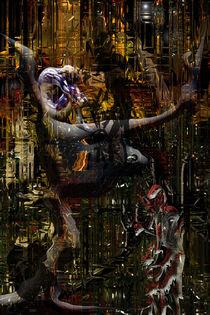 Jene Geister im Herzen erschauen. by David Renson